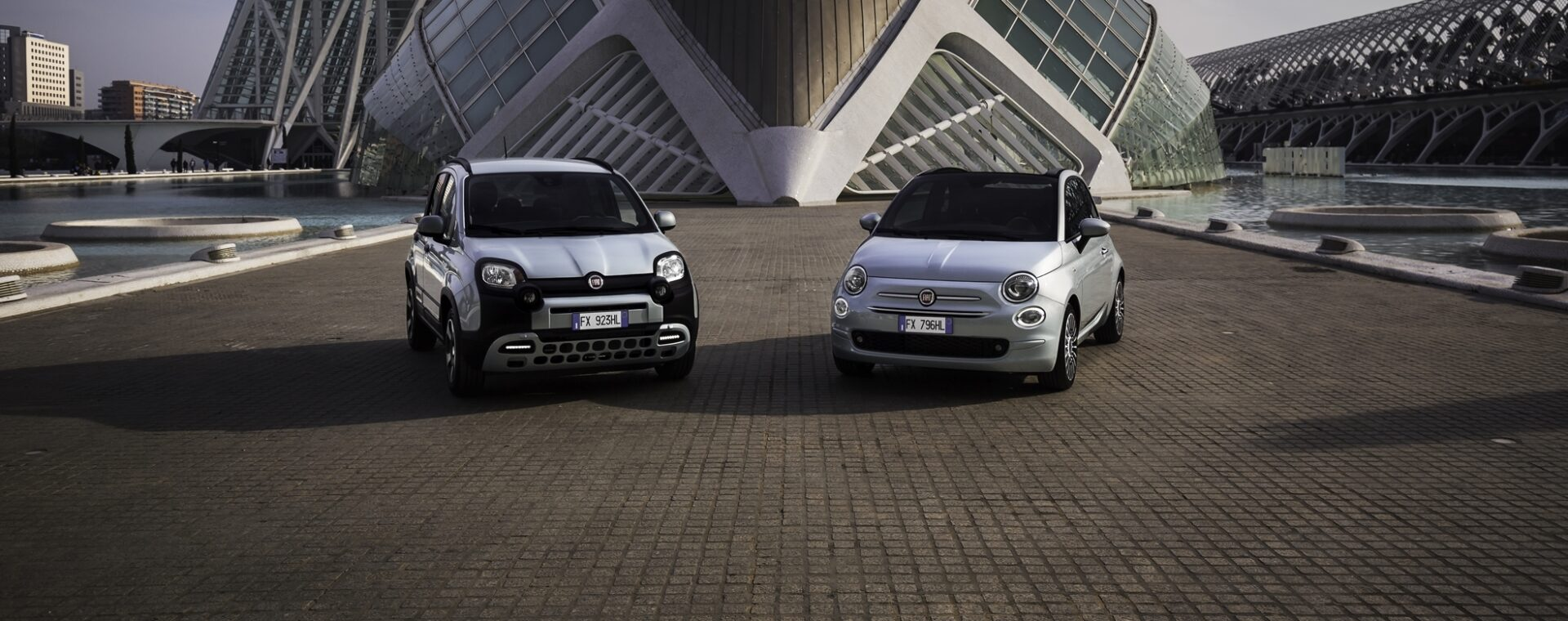 Fiat 500 y Fiat Panda Hybrid, el híbrido según Fiat