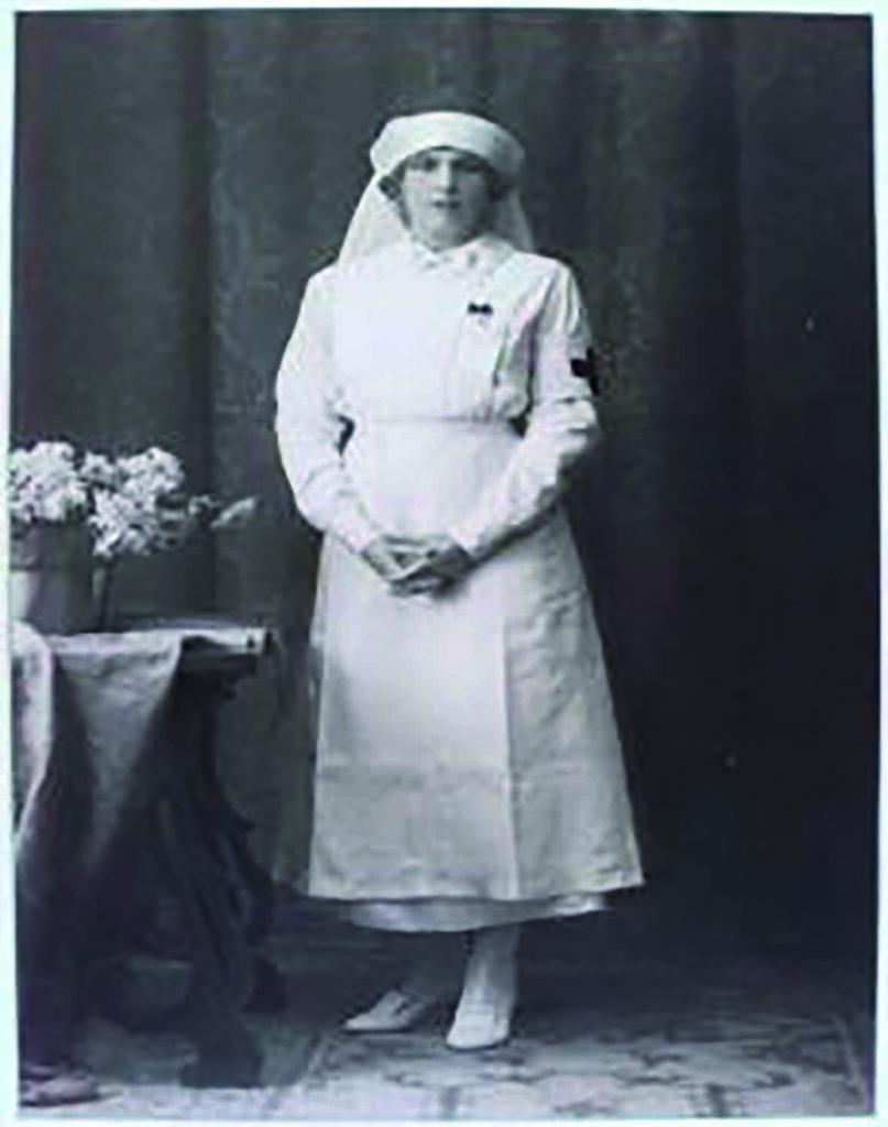 Ena uniforme enfermera