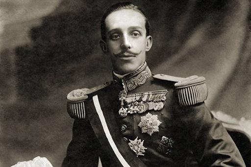 S.M El Rey Don Alfonso XIII