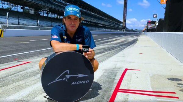 b&o y Fernando Alonso