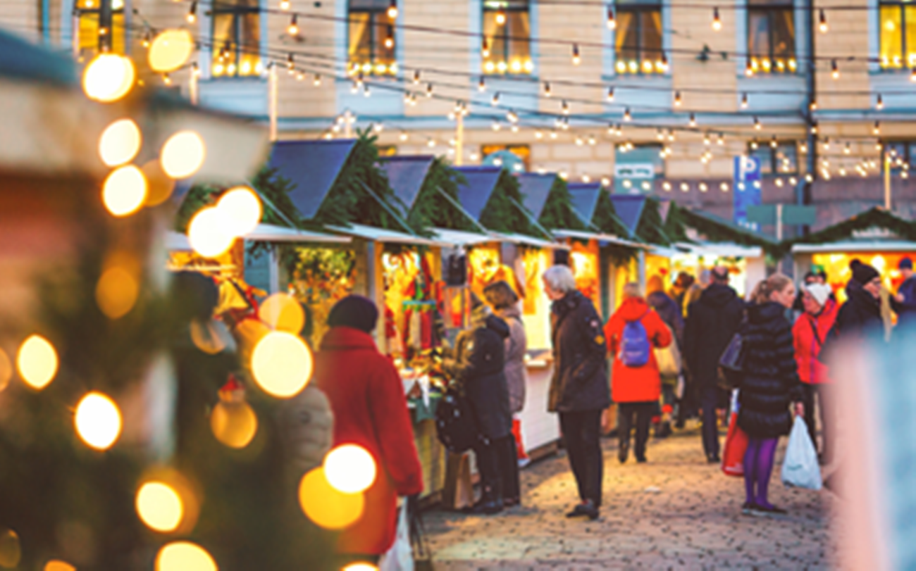 Descubre la magia de los mercadillos navideños finlandeses