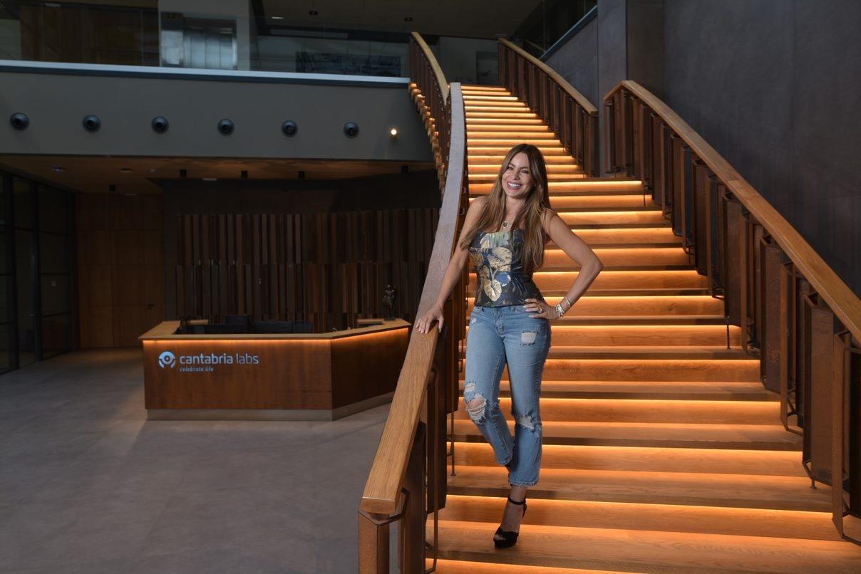 Sofía Vergara prepara su propia línea de belleza