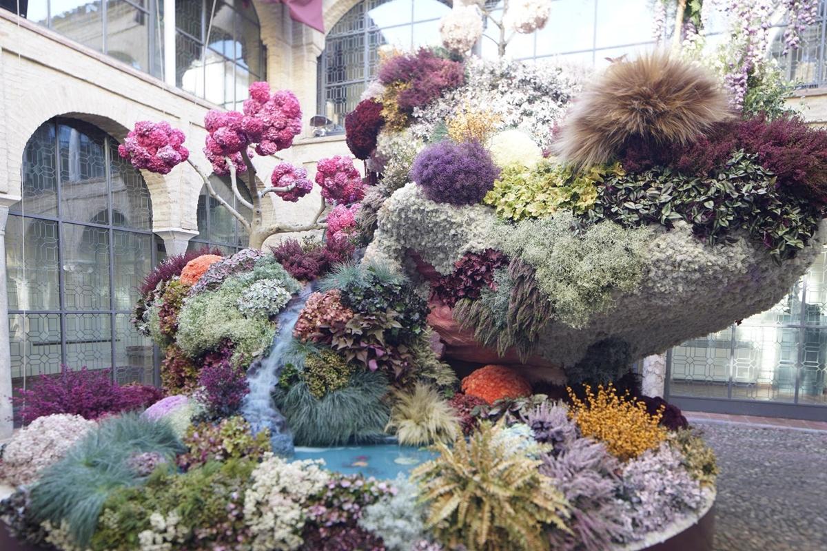 Festival internacional de las flores en Córdoba